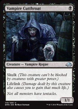 Magic The Gathering - Vampire Cutthroat (110/205) - Eldritch Moon