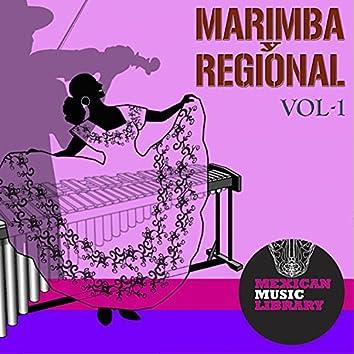 Marimbas Y Regional Vol. 1