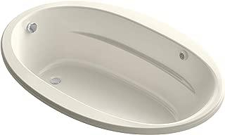 Kohler K-6347-GW-47 Sunward Bathtub, Almond