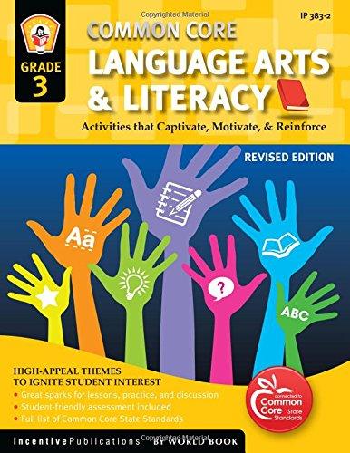 Common Core Language Arts Literacy Grade 3