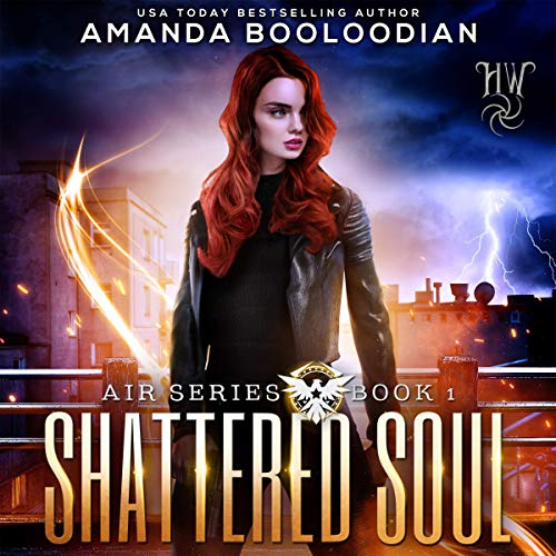 A.I.R. Shattered Soul cover art