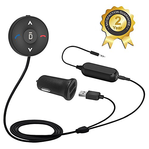 3. Besign Bluetooth 4.1 Car Kit