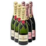 Moet and Chandon Champagnes Mixed NV