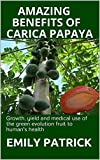 AMAZING BENEFITS OF CARICA PAPAYA : Growth, yield and medical use of the green evolution fruit to human's health
