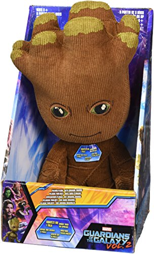 Guardians O/T Galaxy 2 gog04449 Marvel Guardians of The Galaxy Vol. 2 Groot Medium Talking Plüsch