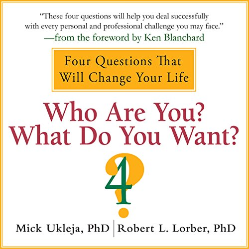 Who Are You? What Do You Want? audiobook cover art