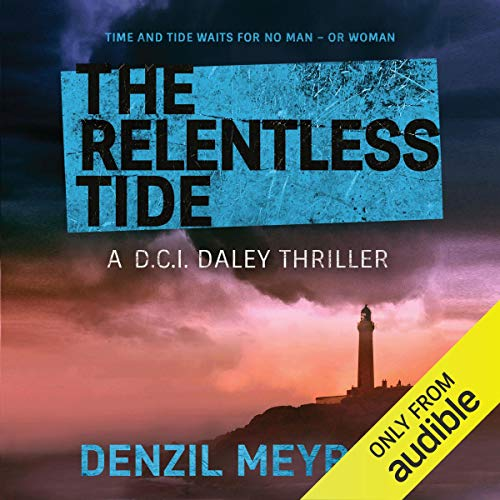 The Relentless Tide audiobook cover art