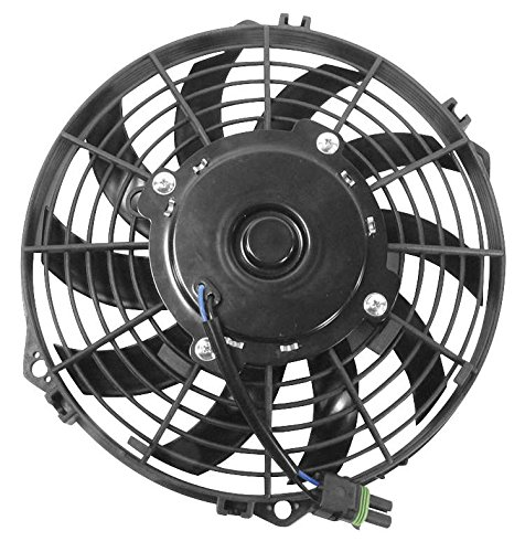 can am renegade 800 cooling fan - 6