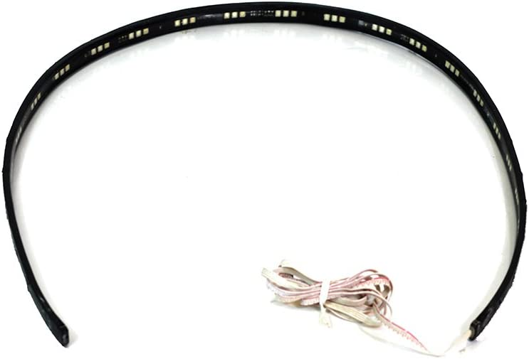 9.8 ft //118 inch Xprite 1 Pack Of 3M 36 /& 24 Strips Extension Wire//Cable//Cord For 7 Color LED Under Car Glow Underbody System Neon Lights Kit 48