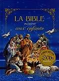 La Bible racontée aux enfants (2CD audio)
