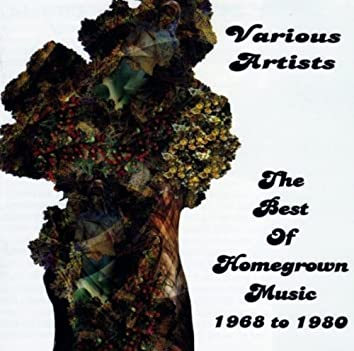 The Best Of Homegrown Music 1968-1980