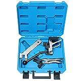 DPTOOL Valve Pressure Spring Installer/Remover Tool Plier for BMW Mini N12 N14 N16 N18 Engine Timing Tool and for Peugeot Citroen 1.6T
