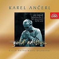 Ancerl Gold Edition 41: HANUS Salt Is Better Than Gold; Symphony No. 2 by LISZT / B?RTA (2005-04-26)