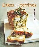 Cakes et terrines - Hachette - 11/09/2002