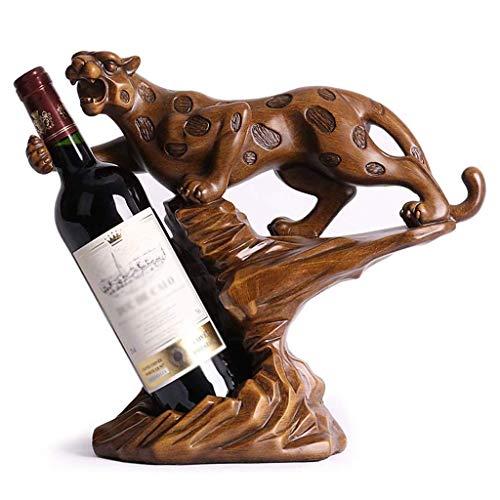 MCBODOG Estante del Vino - Creativo gabinete del Vino Decoración de la Sala de Estar Mobiliario (36x15.31 Cm)