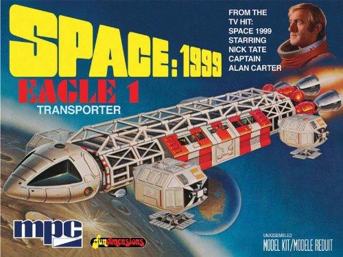 CMP 1: 72Escala Espacio 1999eagle-1Transporter modelo kit