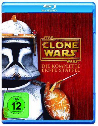 Star Wars - The Clone Wars - Staffel 1 [Blu-ray]
