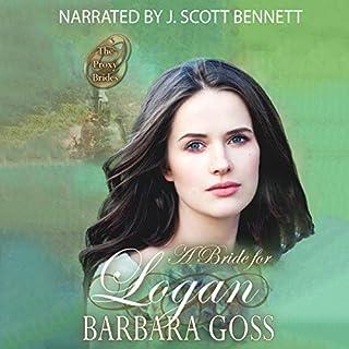 A Bride for Logan audiobook cover art
