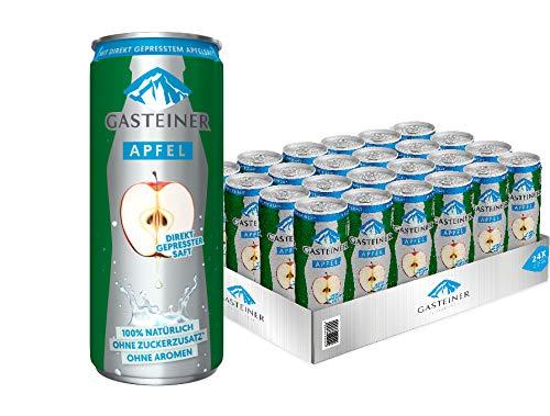 Gasteiner Apfel 24 x 0,33L Dose - 1 Tray