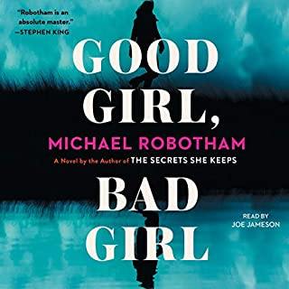 Good Girl, Bad Girl audiobook cover art