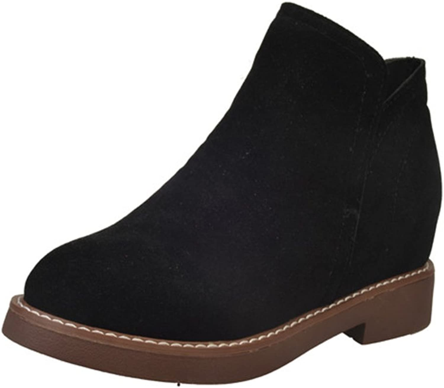 Autumn Martin boots retro rough wind with the boot of England Autumn and winter fashion ankle boots