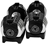 XMark Adjustable Dumbbell (Available singles or Pair)