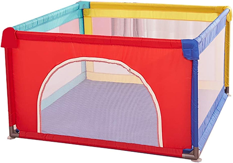 ofrecemos varias marcas famosas Corralito Valla de de de Juegos para Niños Actividades de Seguridad para Niños y niñas Inicio Jugar Casa Baby Jugarpen with Mat and Balls (Tamaño   120×120×70cm)  promocionales de incentivo