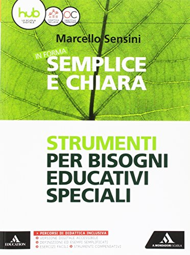 In forma semplice e chiara. BES. Per la Scuola media. Con e-book. Con espansione online