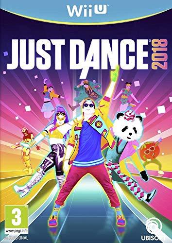 Dance Wii U - Just 2018