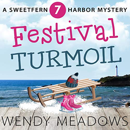 Festival Turmoil Audiobook By Wendy Meadows cover art