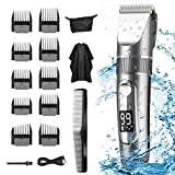 Best Hair Clippers - Professional Hair Clippers for Men Kids, Professional Hair Review