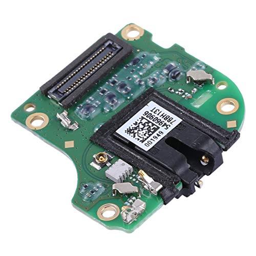 ZHANGJIALI Teléfonos Móviles Piezas de Repuesto Módulo de reemplazo de Reparación Auriculares Jack Junta con micrófono for OPPO A57
