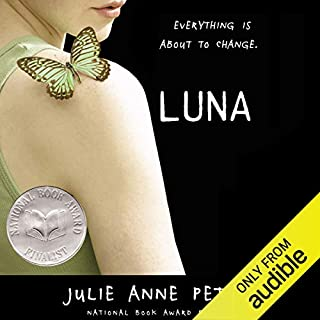 Luna audiobook cover art
