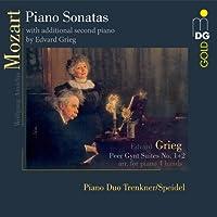 Mozart Piano Sonatas & Grieg Peer Gynt Suites [Analog]