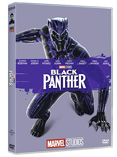 Dvd - Black Panther (Edizione Marvel Studios 10 Anniversario) (1 DVD)