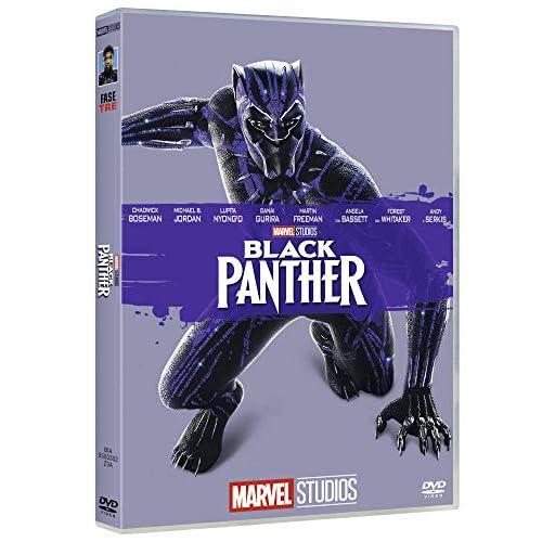 Black Panther 10° Anniversario Marvel Studios (DVD)