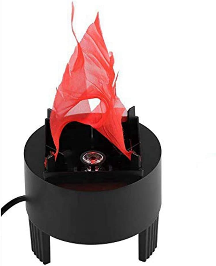 TongBF 3W gift LED Artificial Fire Electronic Portable Lamp Fake Max 84% OFF