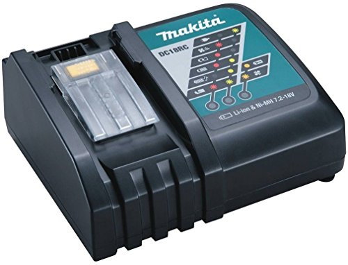 Makita DC18RC LXT Lithium Ion Optimum Battery Charger
