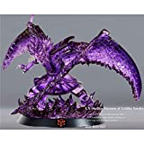 Luckly77 Uchiha Sasuke's Susanoo Statue Naruto Resin Action Figure Collectible and Decoration Model Toy