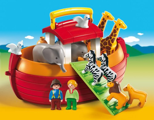 Playmobil 6765 – Meine Mitnehm-Arche Noah - 2