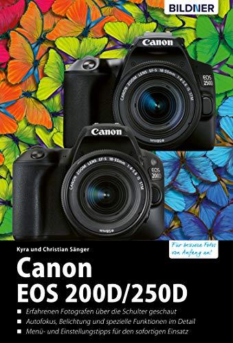 Canon EOS 200D / 250D (German Edition)