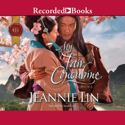 My Fair Concubine audiobook cover art