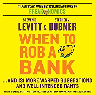 When to Rob a Bank cover art