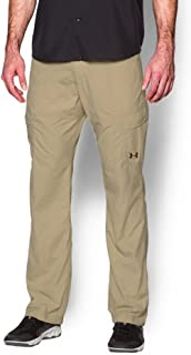 Under Armour Men`s Chesapeake Pants, Enamel, Size 34