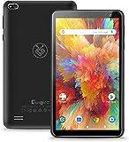 Tablet qunyiCO Y7 Android 10.0 GO 7 Pulgadas, 2GB de RAM 32 GB de Almacenamiento, cámara Dual Quad-Core 1024x600 IPS Pantalla de visualización HD, Bluetooth Wi-Fi, Google GMS Certified 3000 mAh