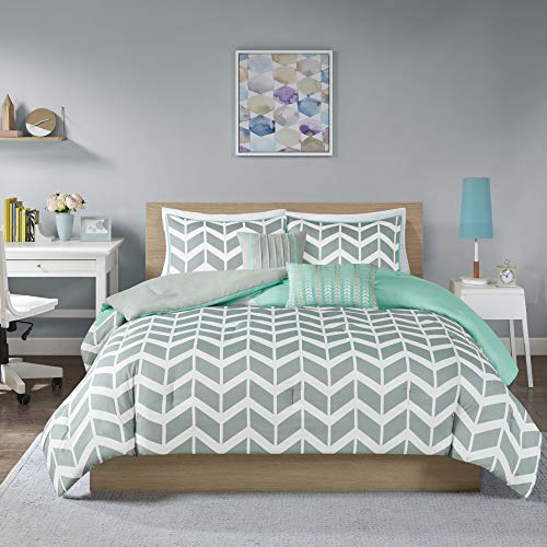 Product Image of the Intelligent Design Nadia Comforter Set, Twin/Twin XL, Teal