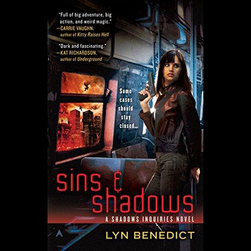 Sins & Shadows cover art