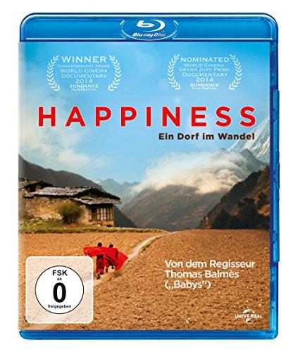 Happiness - Ein Dorf im Wandel [Blu-ray]