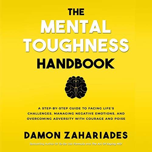The Mental Toughness Handbook audiobook cover art