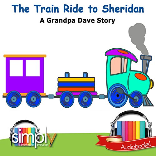 The Train Ride to Sheridan cover art